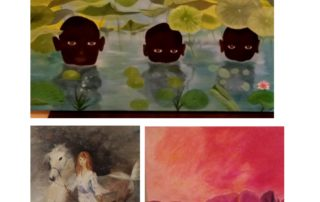 Exhibition by Denise Sacilotto – painting