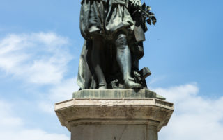 Visite guidée – Villeneuve de Berg et Olivier de Serres