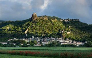 Rochemaure castle