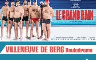 Cinéma sous les étoiles avec le film «Le grand bain»