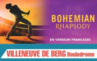 Cinéma sous les étoiles avec le film «Bohemian Rhapsody»