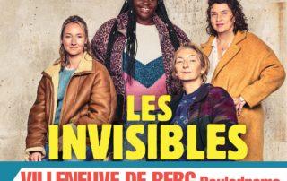 Cinéma sous les étoiles avec le film «Les invisibles»