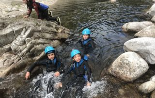 Canyoning Sensation avec Kayacorde