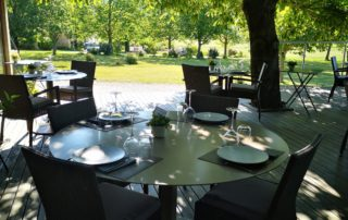 Restaurant La Table de Léa à Villeneuve de Berg