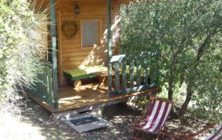 Domaine des Loriots – Huts and table d'hôte