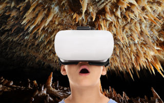 Orgnac Immersions® : virtual tour in 360° immersion