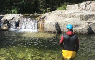 Canyoning Sensation avec Kayacorde