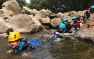Canyoning Famille Découverte