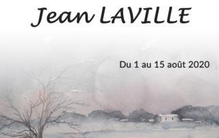 Exposition aquarelle – acrylique de Jean Laville