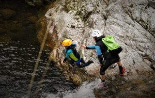 Canyoning Famille/Découverte