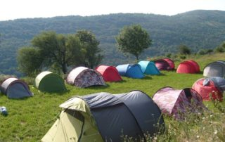 Ferme de Boulègue - Camping possible outside
