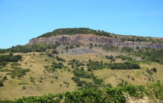 Coulées basaltiques