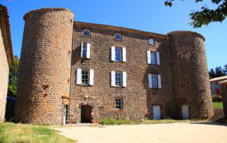 Castel of Berzème