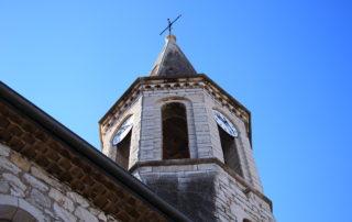 Eglise de Lussas