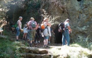 Visite guidée des Balmes de Montbrun