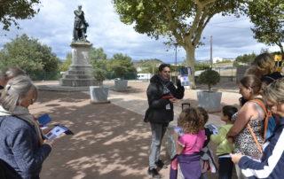 Villeneuve-de-Berg : jeux en famille, découverte de la bastide royale