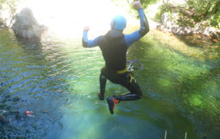 Canyon Sportif – journée avec Kayacorde