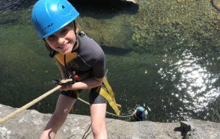 Parcours Aventure Aquatique 1/2 journée multi-activités avec Kayacorde