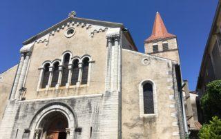 Eglise St Louis à Villeneuve de Berg