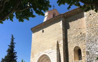 Eglise de St Maurice d'Ibie
