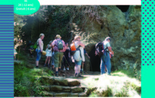 Guided tour of the Balmes de Montbrun