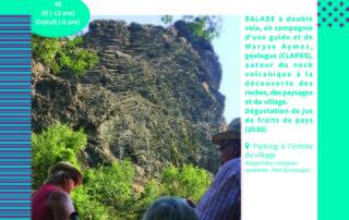 Balade géologique
