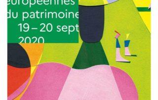 Journées Européennes du Patrimoine au Mas Daudet: visites libres des collections du mas daudet et de l'exposition