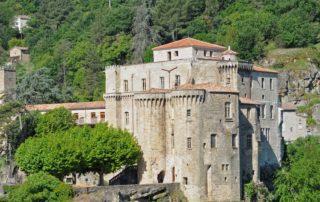 Château de Largentière