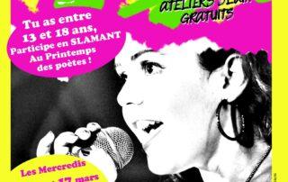 Slam Poetry à Villeneuve de Berg