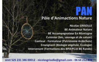 Rallyes Pédestres Surprises avec PAN – Nicolas Grisolle
