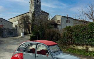 A la découverte de l'Ardèche avec la Deuch'é Vita