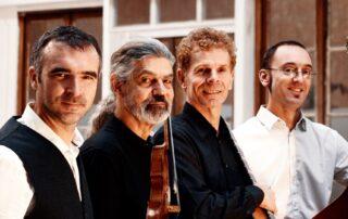 Music E Vignes avec Didier Alix Quartet