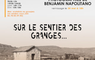 Exposition photos de Benjamin Napolitano