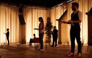 Conférence : Florilèges de dramaturgies européennes