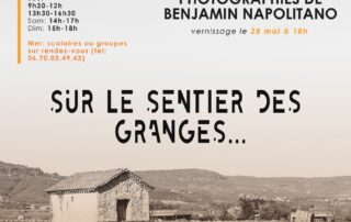 Exposition photos de Benjamin Napolitano @ponanofoto