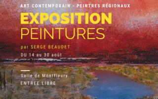 Exposition Peintures par Serge Beaudet