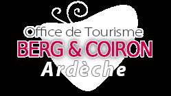 Office de tourisme Berg et Coiron Logo